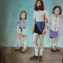 Les deux fillettes (aux socquettes blanches)