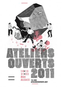 Ateliers ouverts 2011